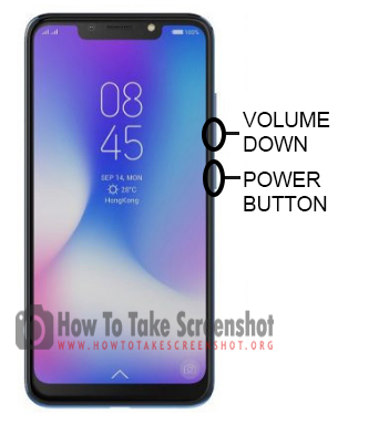 How to Take Screenshot on Tecno Camon iClick 2