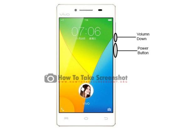 How to Take Screenshot on Vivo Y51