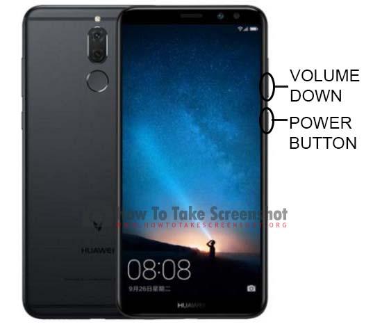 How to Take Screenshot on Huawei Maimang 7