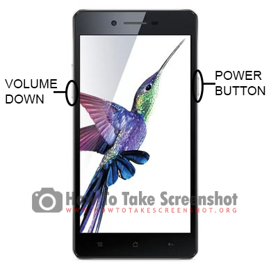 How to Take Screenshot on Oppo Neo 7