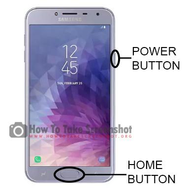 How to Take Screenshot on Samsung Galaxy J4+