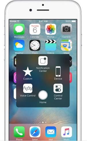 Screenshot On iPhone 7