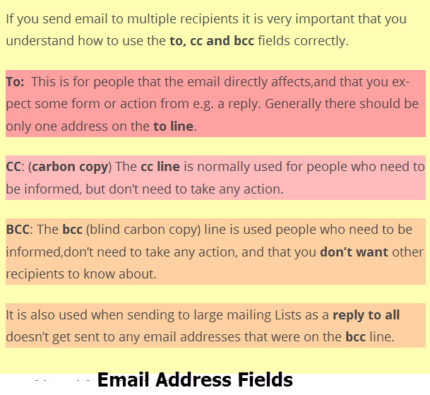 Email-Adrress-Fields