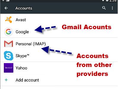 Google-gmail-accounts