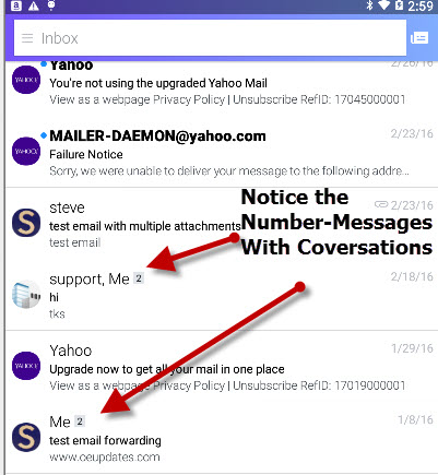 Yahoo-mobile-read-email