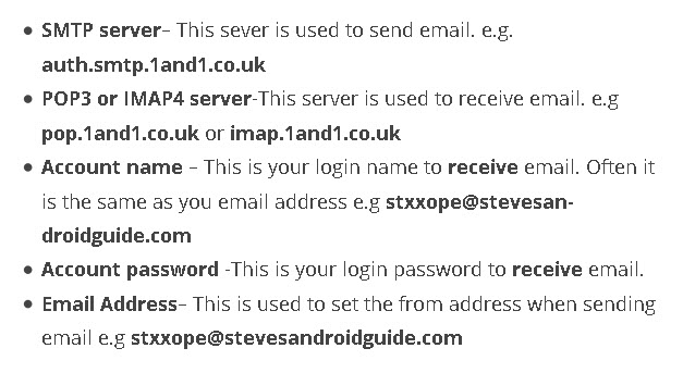 android-email-setup-detals