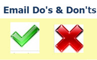 email-do-dont