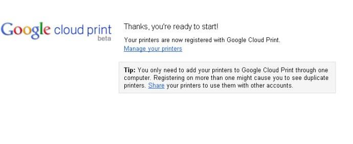 google-printers-registered
