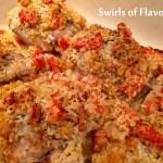Smothered Parmesan Panko Chicken