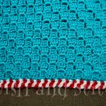 C2c Crochet Christmas Sloth Afghan Repeat Crafter Me Swish And Stitch