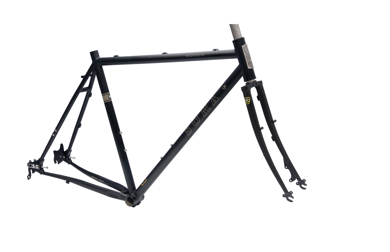 Soma Fabrications Wolverine Frameset Swish Cycles