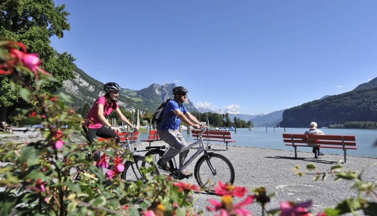 Take a break in Walensee Lake – You deserve it!!