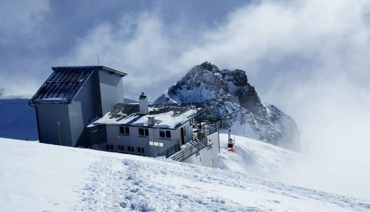 Laax Flims Falera Ski Resort
