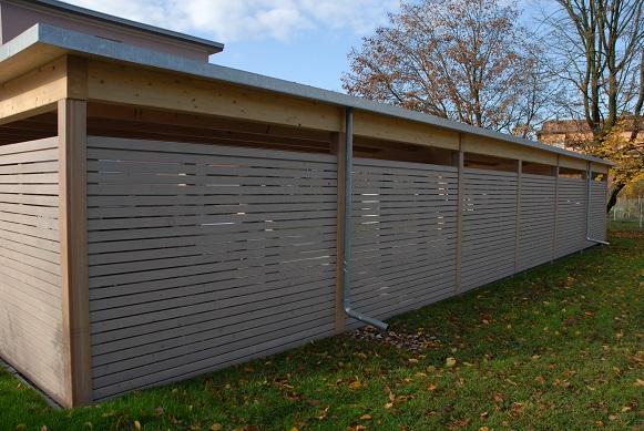 Garagen Holz Gartenhaus Holzgarage Sitzplatzberdeckung