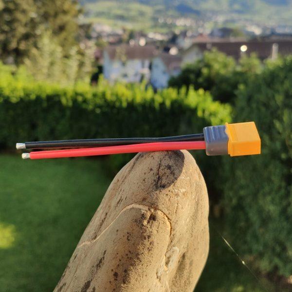 XT60 Stecker mit Kabel