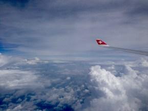 Switzerland by air