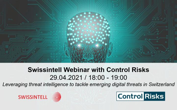 Swissintell Webinar - Control Risks