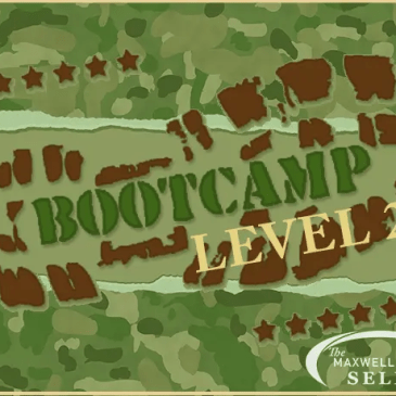Maxwell Method of Selling - Boot Camp