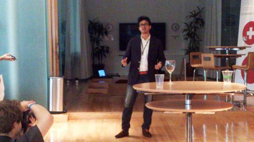 Flatev - Carlos Ruiz - Ventureleader 2013