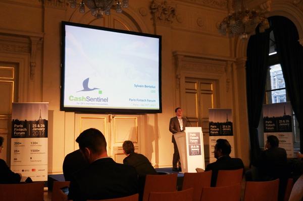 Paris Fintech Forum Swiss Startups