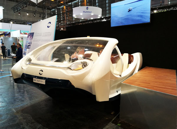 SeaBubbles - Make our cities flow again