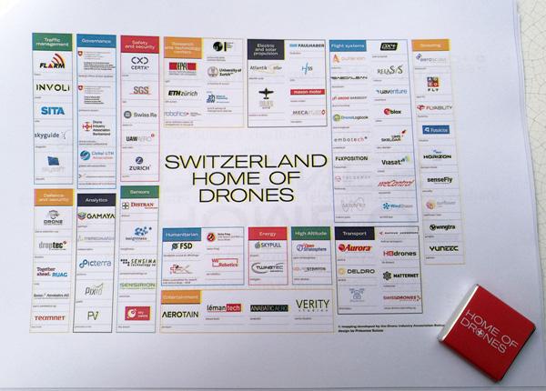 Swiss pavillon - Vivatech 2018