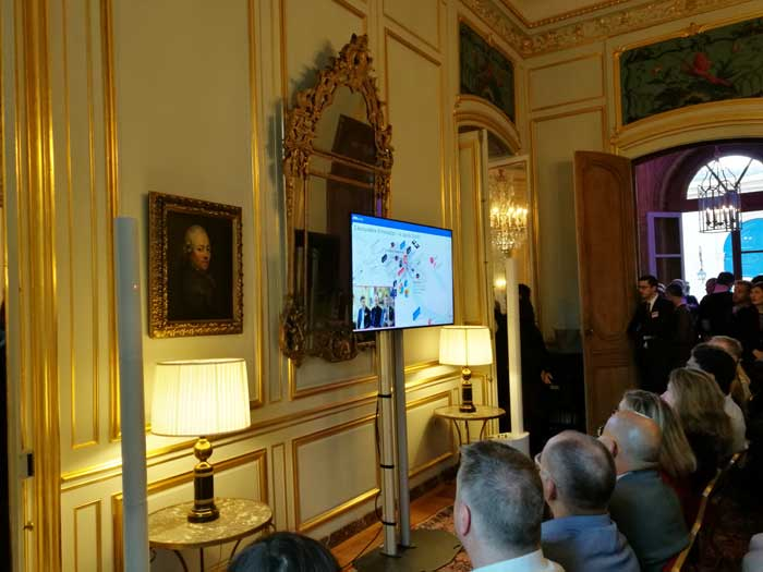 L'Ambassade Suisse à VivaTech - Swisstech
