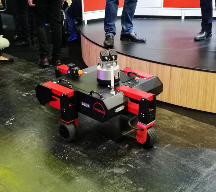 Rovenso - robot