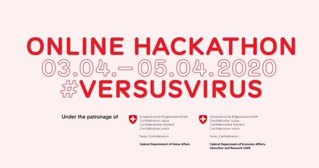coronavirus - hackathon
