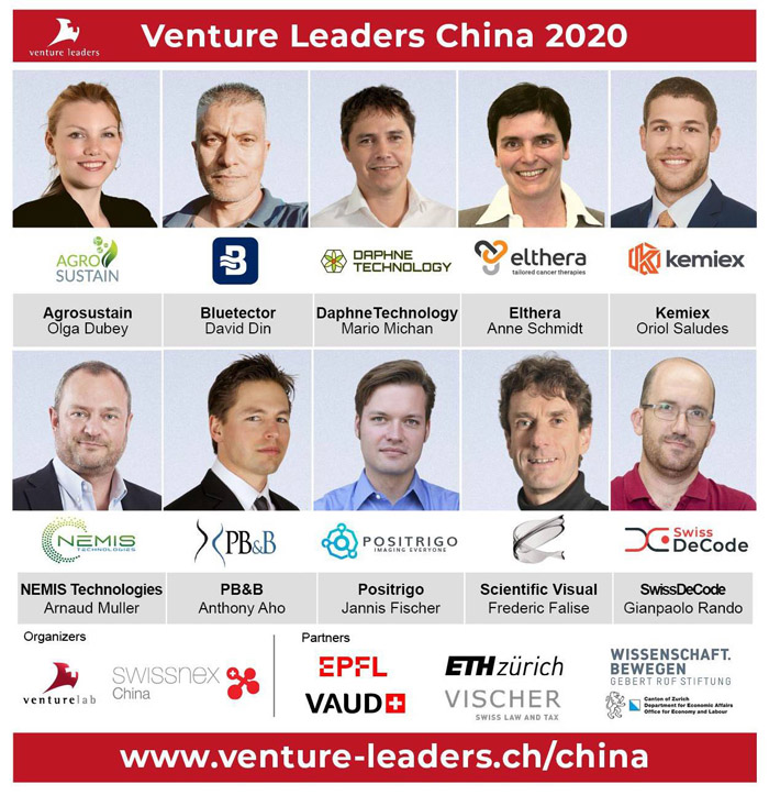 venture leaders china