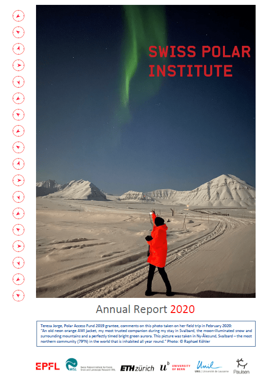 Cover page - Annual report 2020