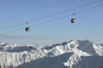 Schiefer Bahn Parsenn Ski Area