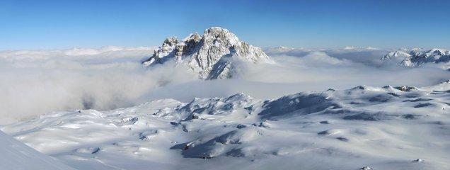 Mürtschenstock - Not a ski mountain