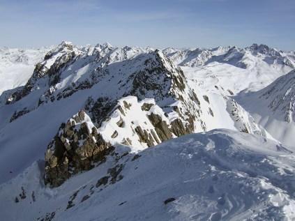 Top of Gletscher Ducan