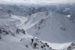 Way down on the ridge