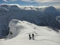 Ridge at 2200m