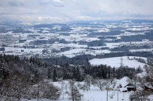 View toward Zurich