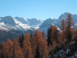 V iew towards Sertig Valley