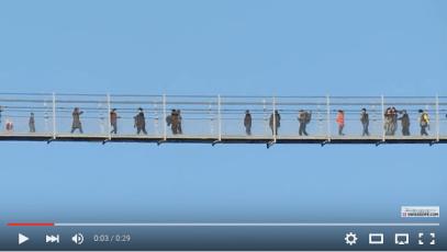 highline179 - die längste SWISSROPE Hängebrücke der Welt! Reutte A