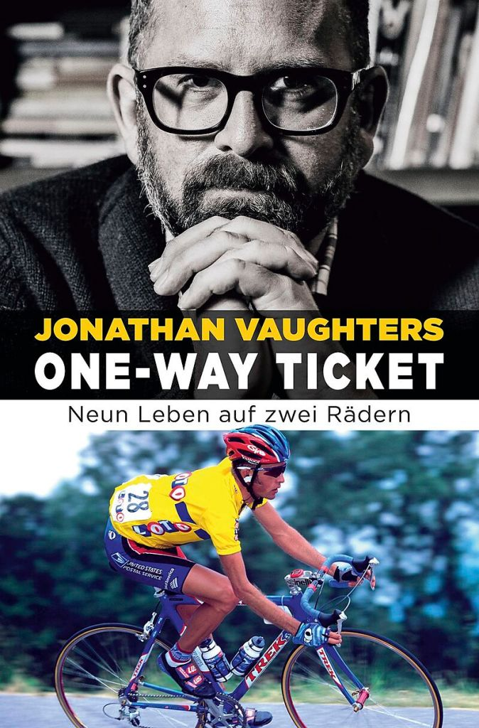 Jonathan Vaughters One-Way Ticket