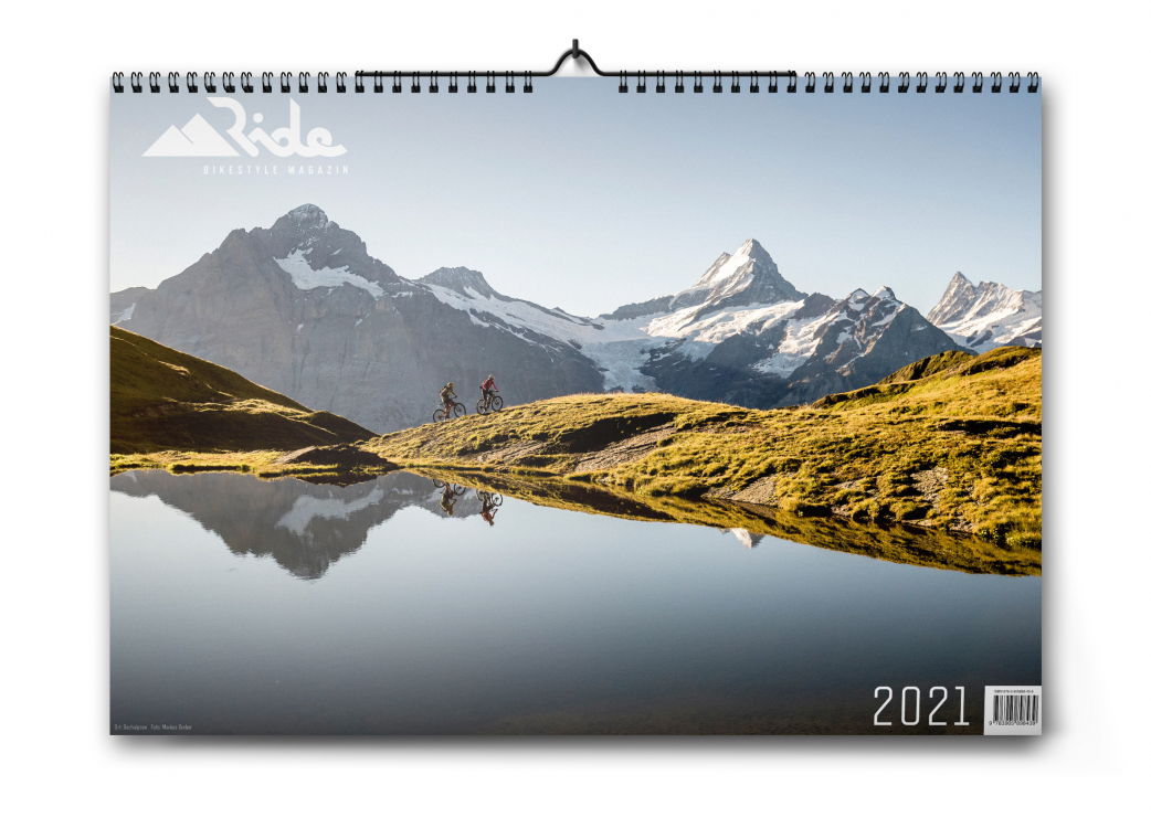 Read more about the article Ride Wandkalender 2021