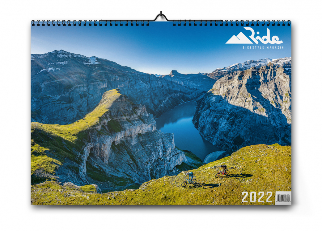 Read more about the article Ride Wandkalender 2022