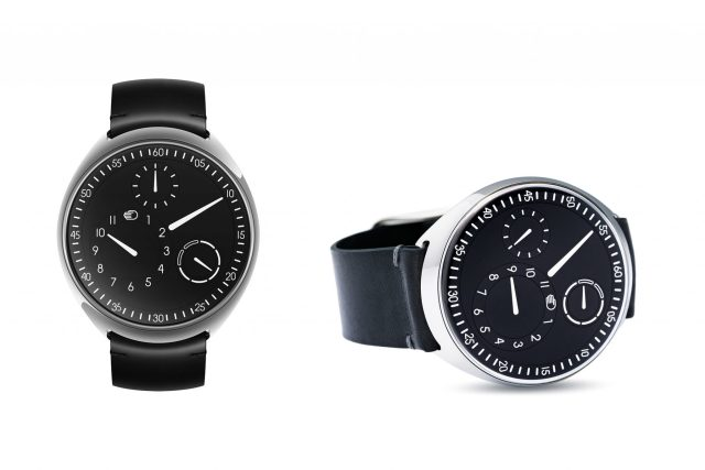 "Ressence Sotheby's Project against Coronavirus ""Covid-19"". Design the Type 1 Slim for a charity auction"