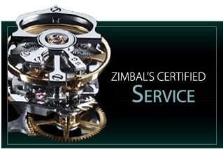 Zimbal's Certified Service