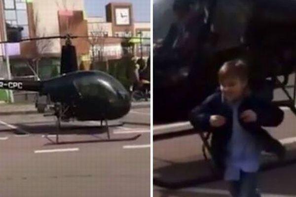マジで?ウクライナにはヘリコプターで小学校に送り届けられる子供がいた!?
