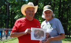 米の州立公園を探索していた男性、2カラットのダイヤモンドを発見
