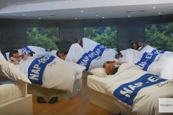 睡眠不足で悩む人々のため、英のジムが「うたた寝コース」を試験的に開設