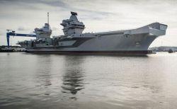 北朝鮮有事に備え、英政府が最新鋭空母を朝鮮半島へ派遣することを検討