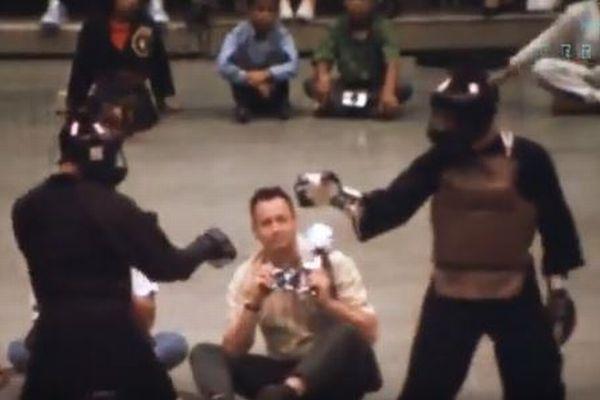ブルース・リーの秘蔵映像、試合形式で戦う貴重な動画が公開される