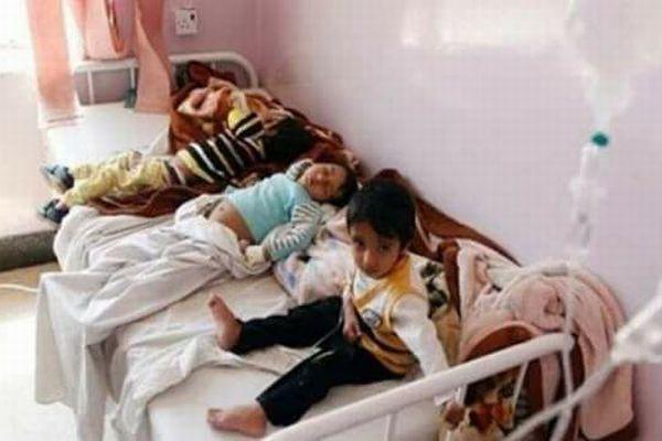 イエメンの子供たち1000万人に緊急の人道支援が必要:国連発表